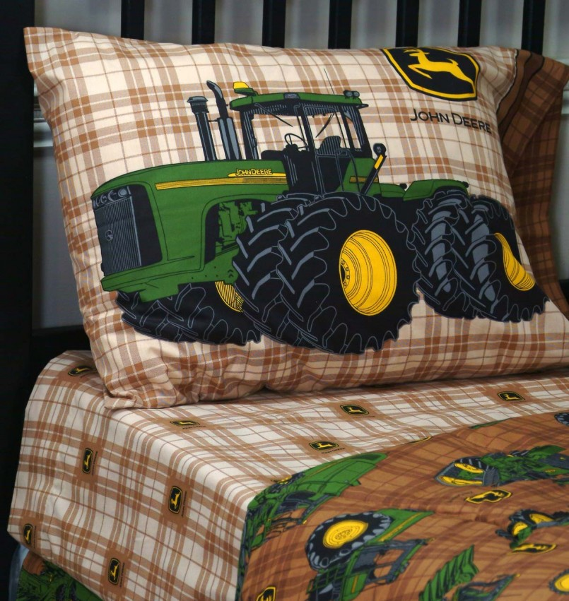 John Deere Toddler Bed Frame | John Deere Curtains On Sale | John Deere Bedding