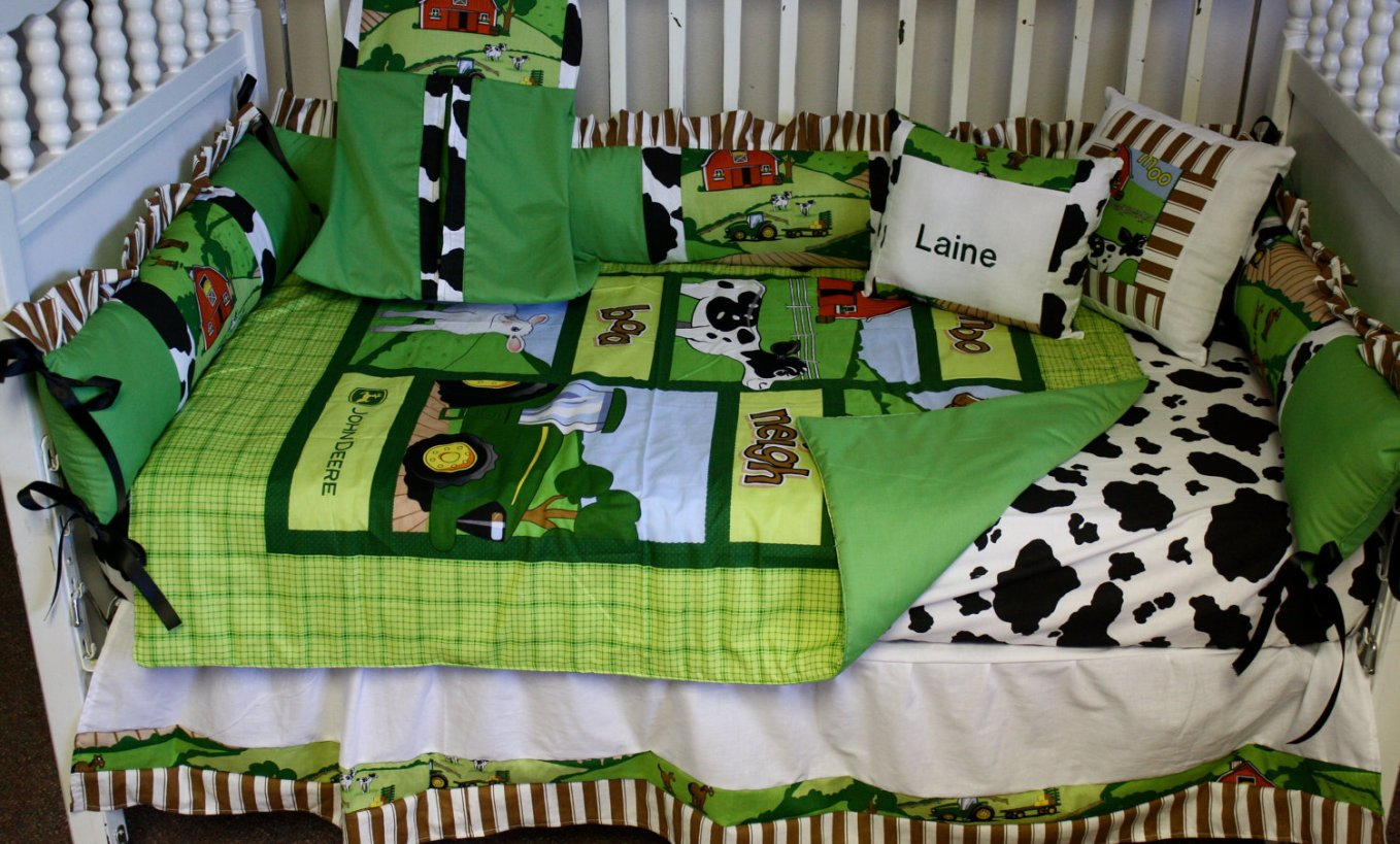 John Deere Toddler Bed | John Deere Bedroom Furniture | John Deere Bedding
