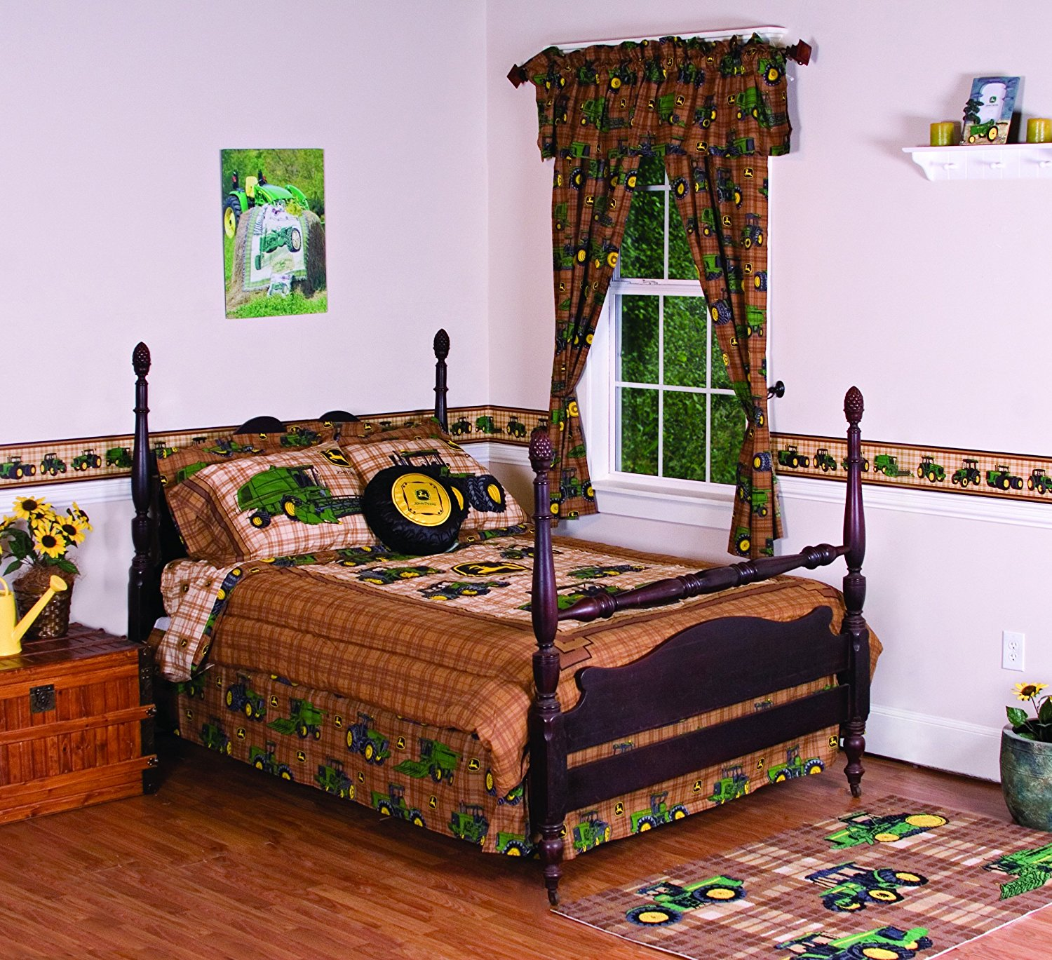 John Deere Tractor Bed | John Deere Baby Bedding Crib Sets | John Deere Bedding