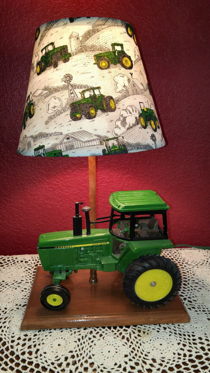 John Deere Twin Bed Set | John Deere Bedding | John Deere Tractor Bed Frame