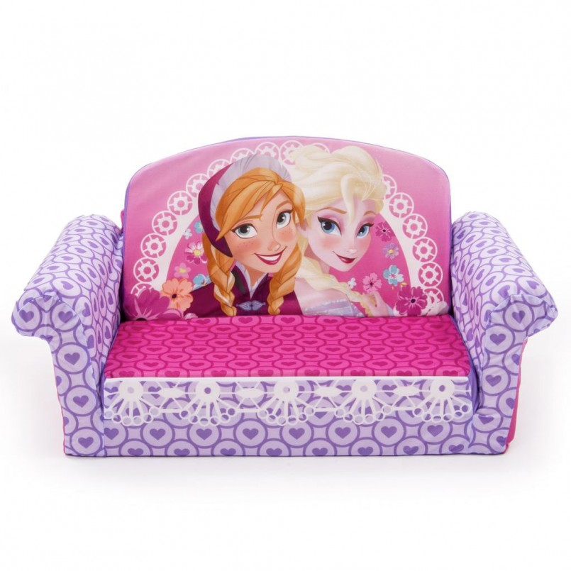Kids Sofa Kmart | Toddler Flip Open Sofa | Hello Kitty Couch