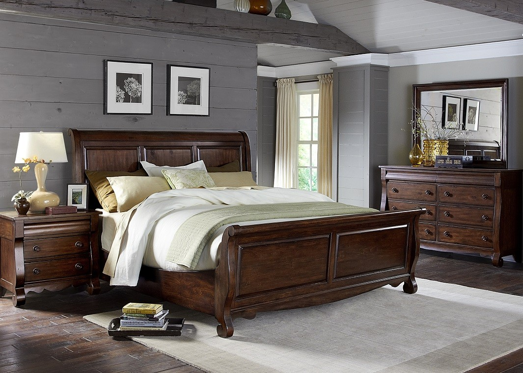 Leather Headboards for King Beds | Pottery Barn Sleigh Bed | Tufted Queen Bed Frame