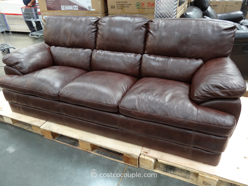 Leather Loveseat Costco | Costco Leather Sectional | Leather Couch Sectional
