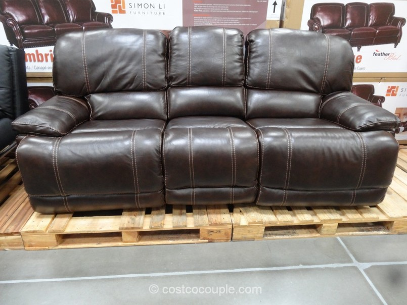 Leather Recliners Costco | Costco Leather Sectional | Synergy Home Furnishings Costco