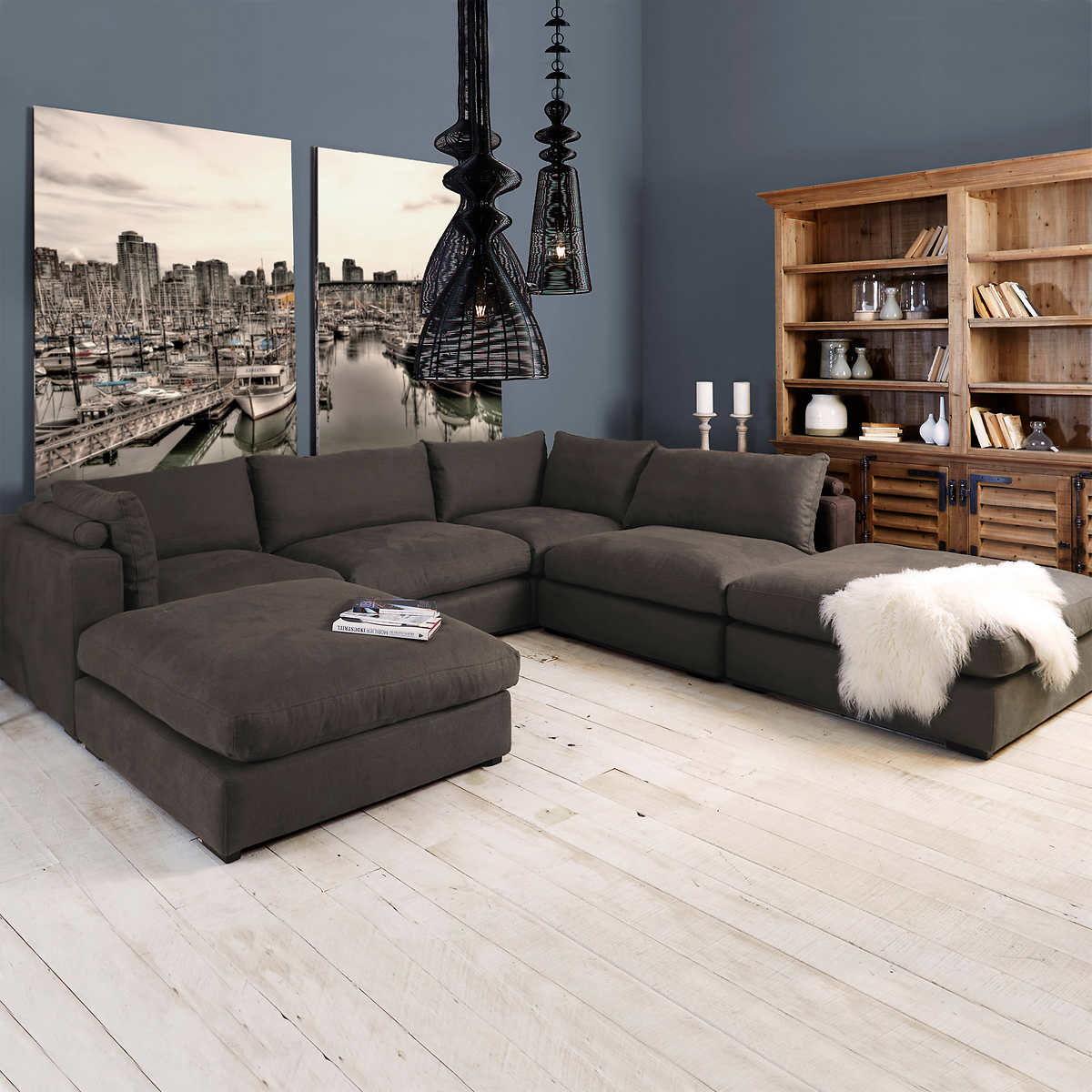 Furniture Sectional Sofas With Recliners Reclining Leather