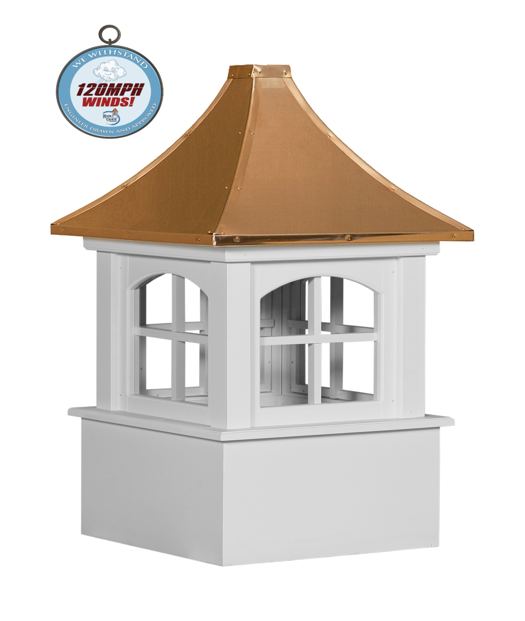 Lighthouse Cupola | How to Install A Cupola | Cupolas