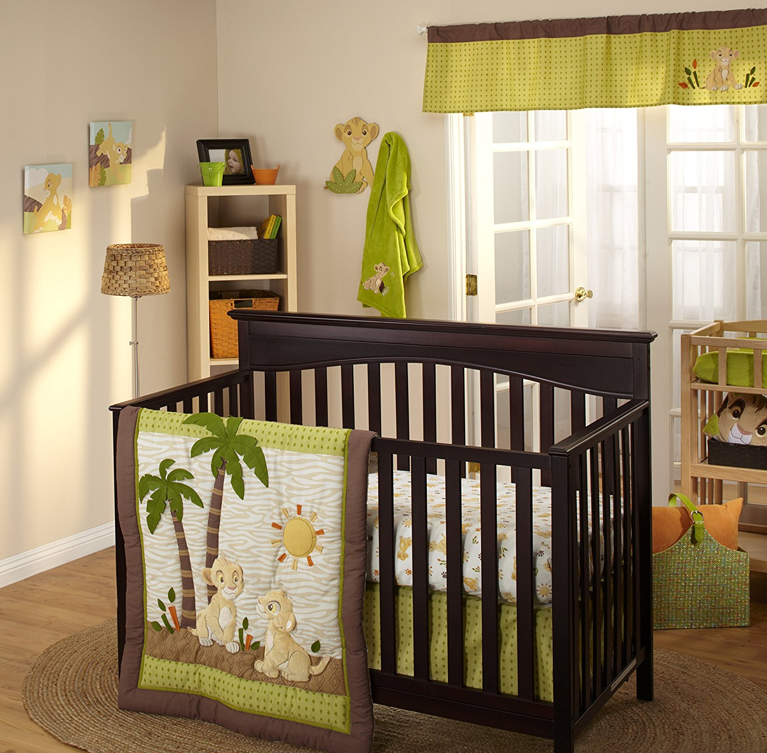 Lion King Nursery | Lion King Nursery Set | Batman Crib Set