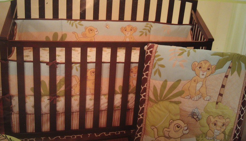Lion King Nursery Set | Carters Baby Bedding | Baby Cribs Sears