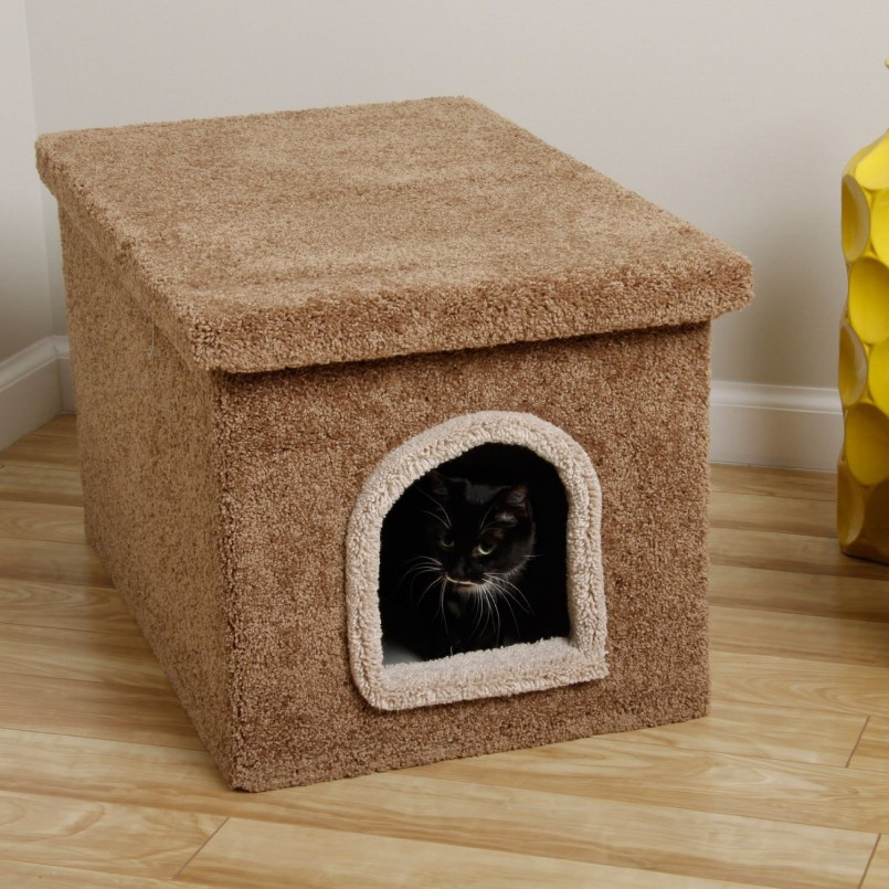 Litterbox Furniture | Hideaway Litter Box | Hidden Cat Litter Box