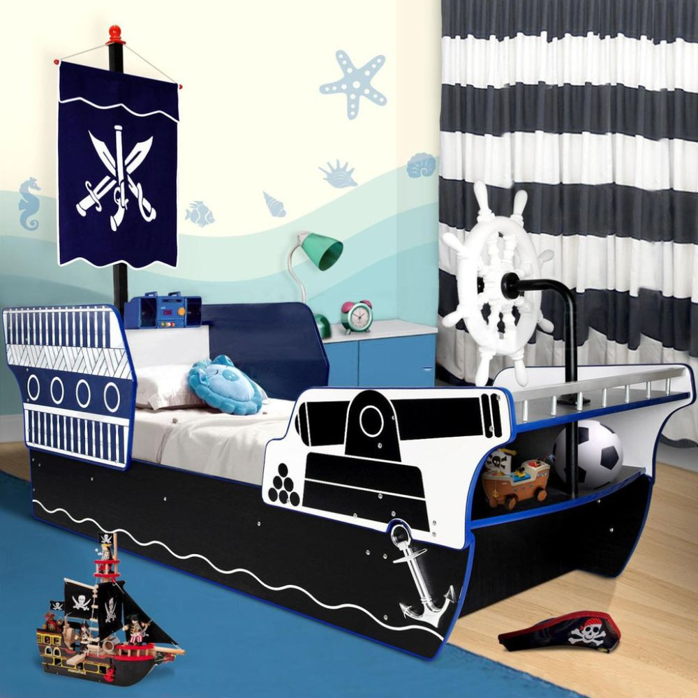 Little Tikes Pirate Bed | Jake Neverland Pirates Bed | Pirate Ship Bed Plans