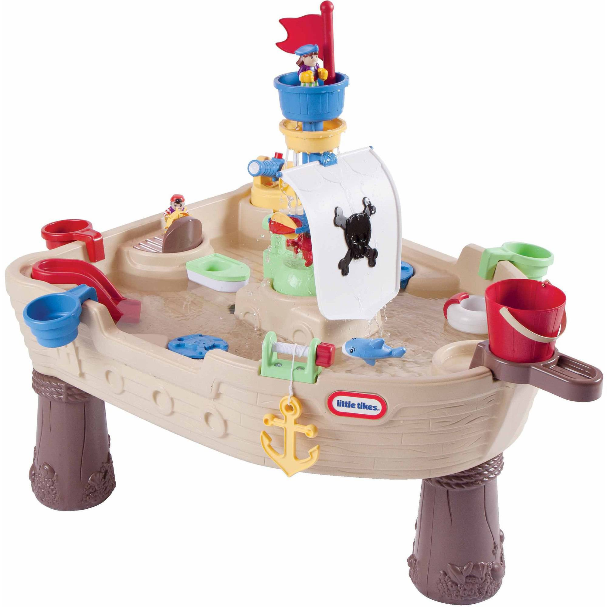 Little Tikes Toddler Bed | Little Tikes Pirate Bed | Pirate Ship Toddler Bed Little Tikes
