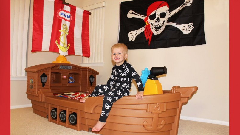 Little Tikes Toddler Bed | Little Tikes Toddler Bed Cottage House | Little Tikes Pirate Bed