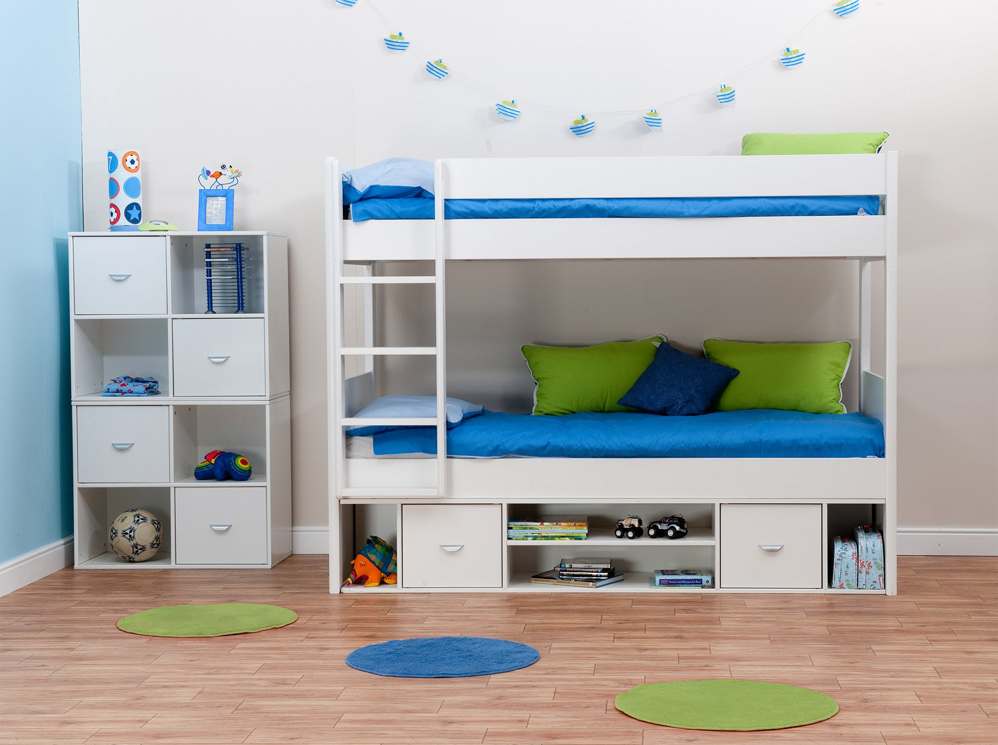 Loft Bed For Teenager | Built In Bunk Beds For Small Rooms | Bunk Beds For Small Rooms