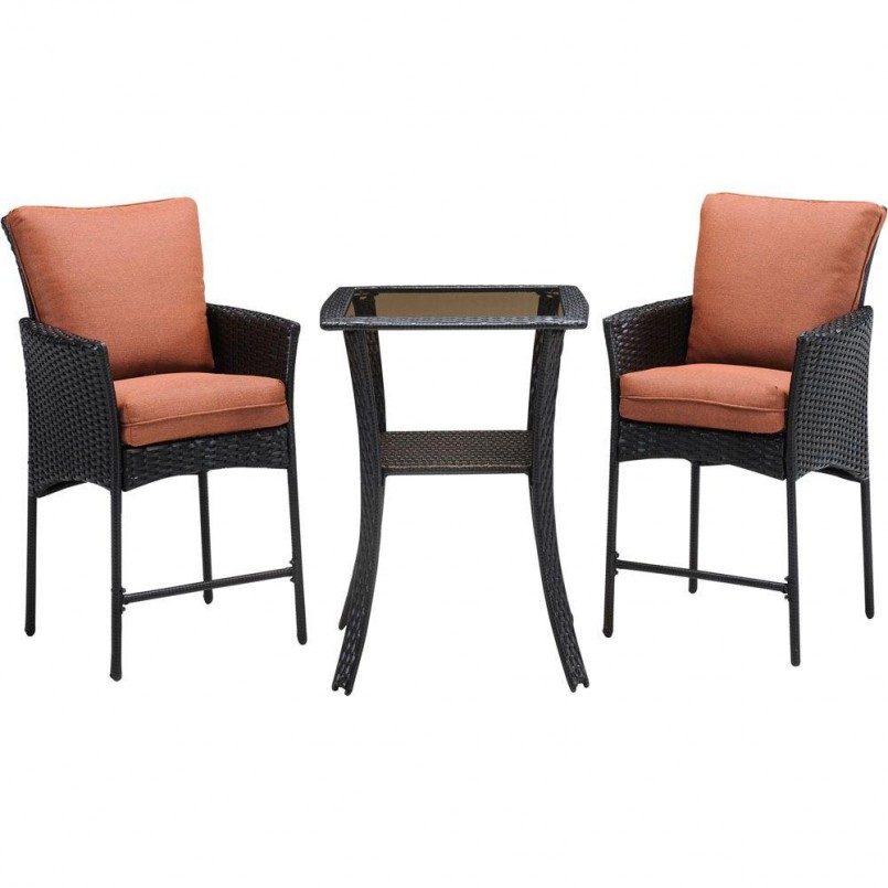 Lowes Dining Set | 9 Piece Patio Set | Bar Height Patio Sets