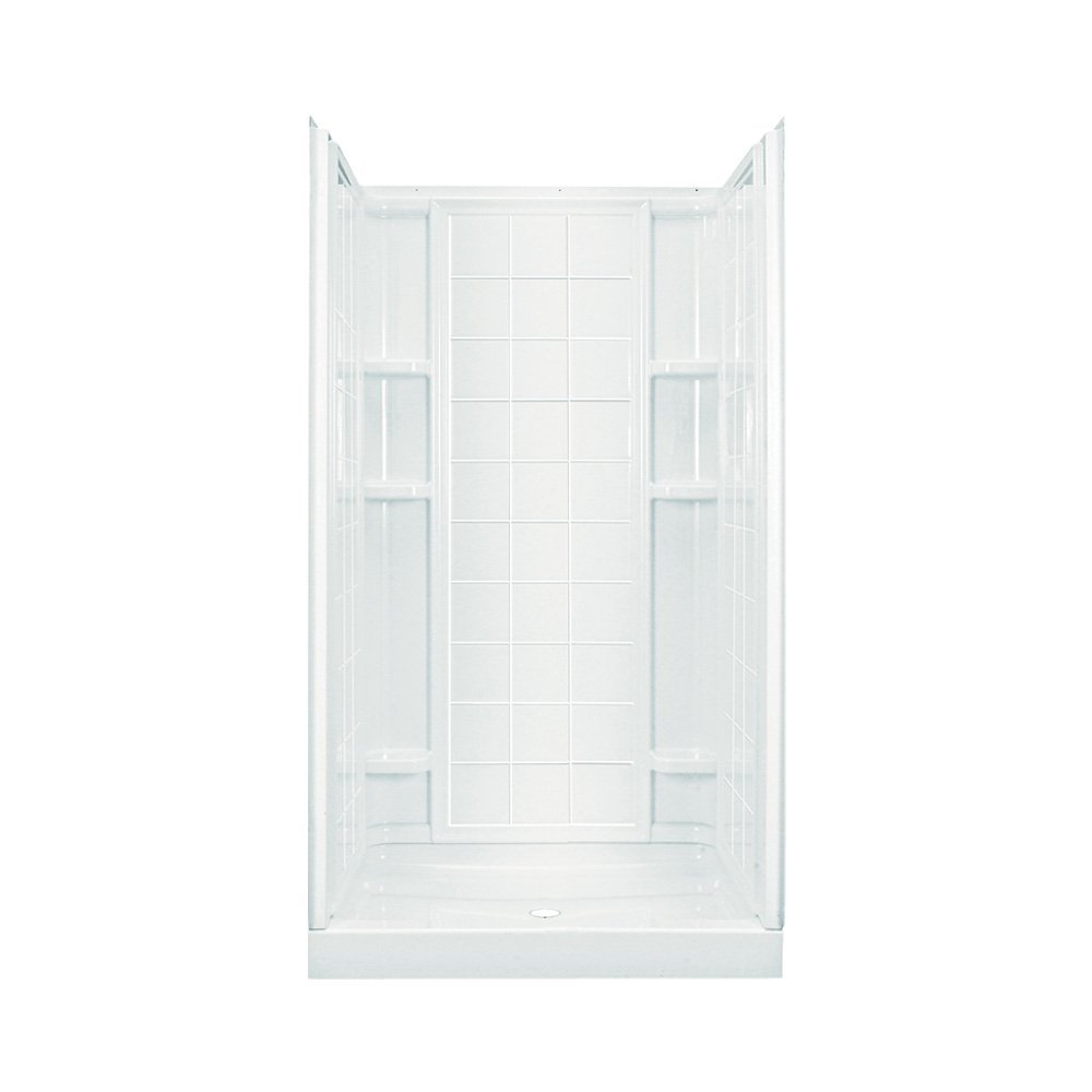 Lowes Shower Stalls with Seats | Shower Stalls at Lowes | Sterling Shower Stalls