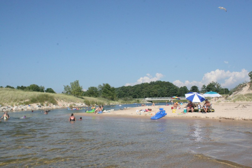 Ludington State Park Reservations | State Of Michigan Parks | Warren Dunes Cabins