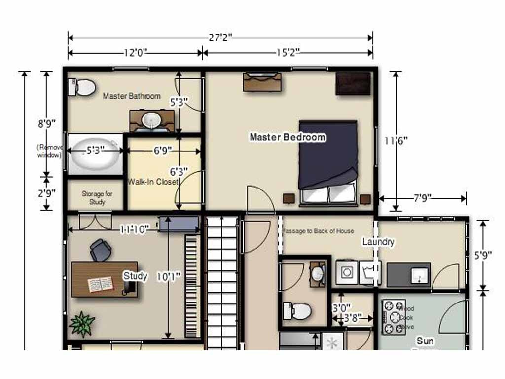 Mesmerizing Double Master Suite Floor Plans | Inspiring Master Bedroom Addition Plans Style