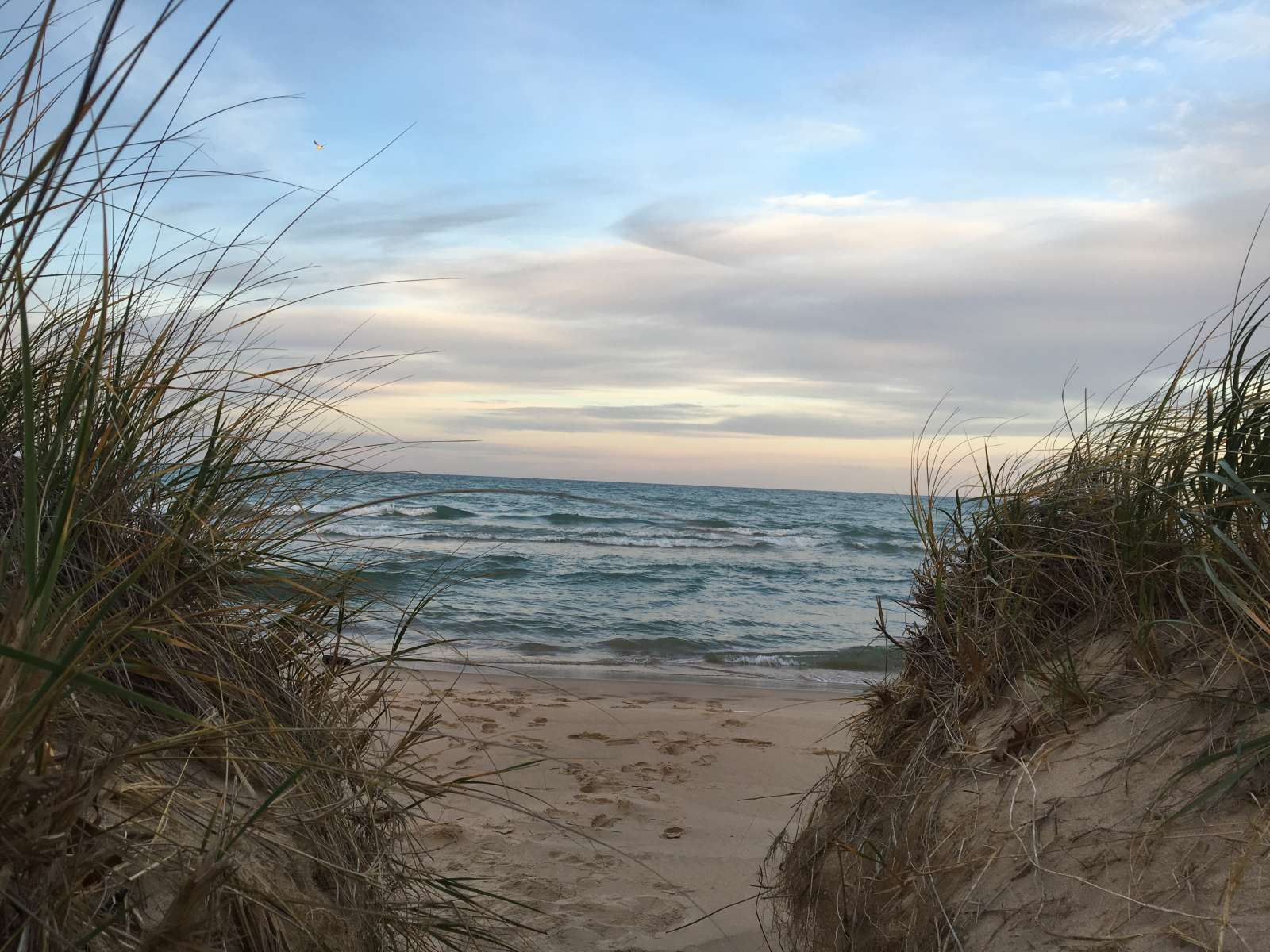 Mi State Parks | Ludington State Park Reservations | Camping Cabins in Michigan