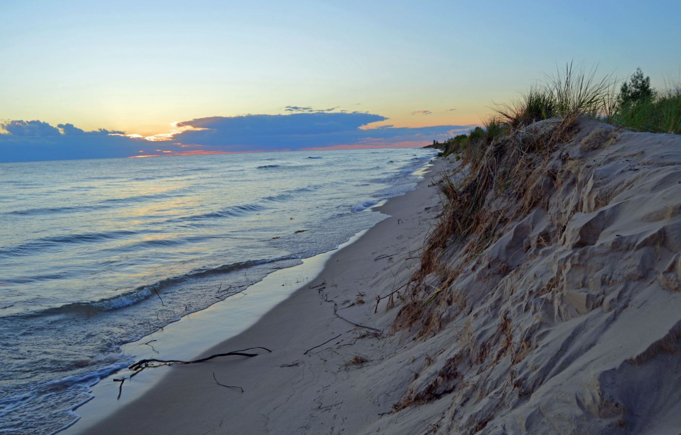 Michigan State Campgrounds | Ludington State Park Reservations | Michigan Dnr Camping