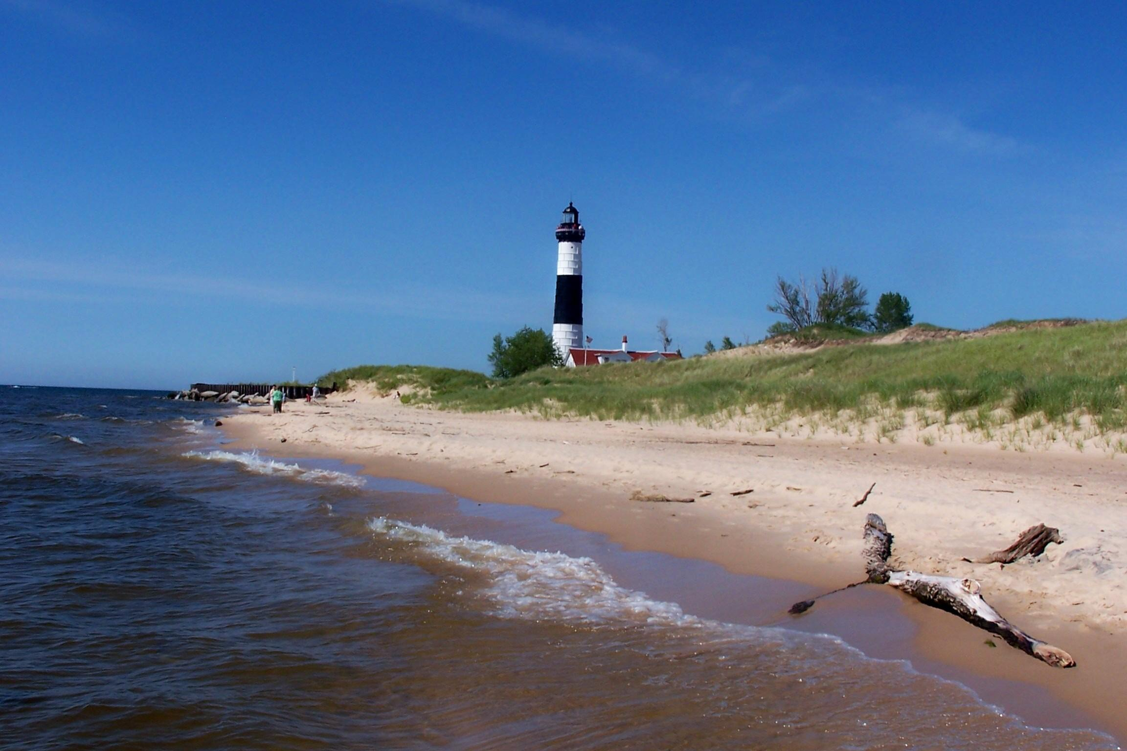 Michigan State Park Campgrounds | Campgrounds in Manistee Mi | Ludington State Park Reservations