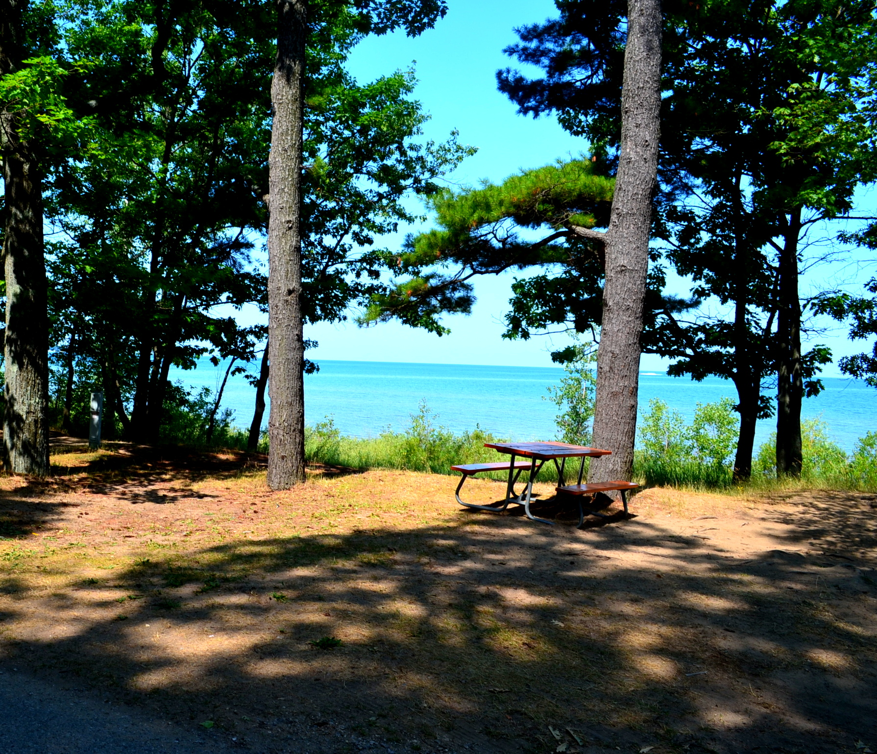 Michigan State Park Reservations | Ludington Mi Campgrounds | Ludington State Park Reservations