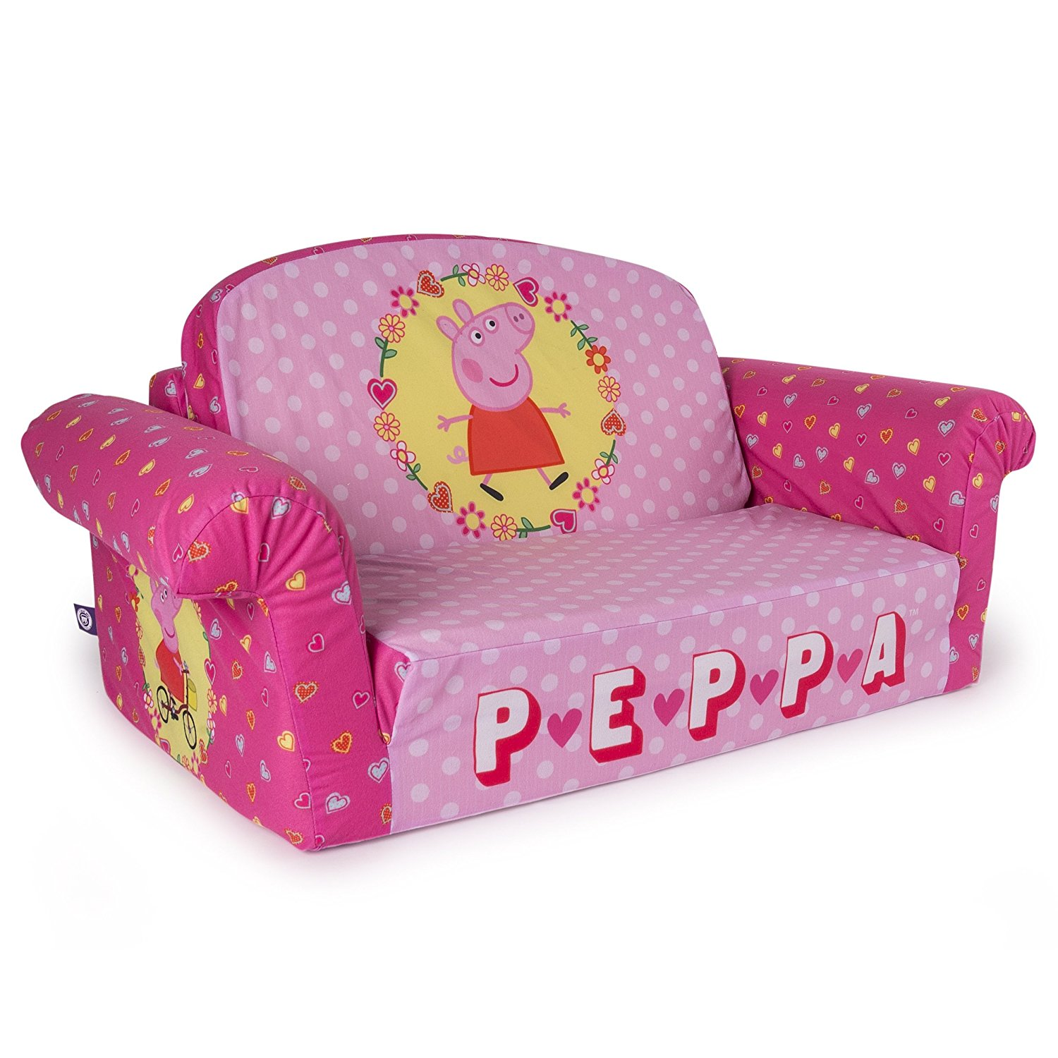 Minnie Flip Open Sofa | Mickey Mouse Dresser | Toddler Flip Open Sofa