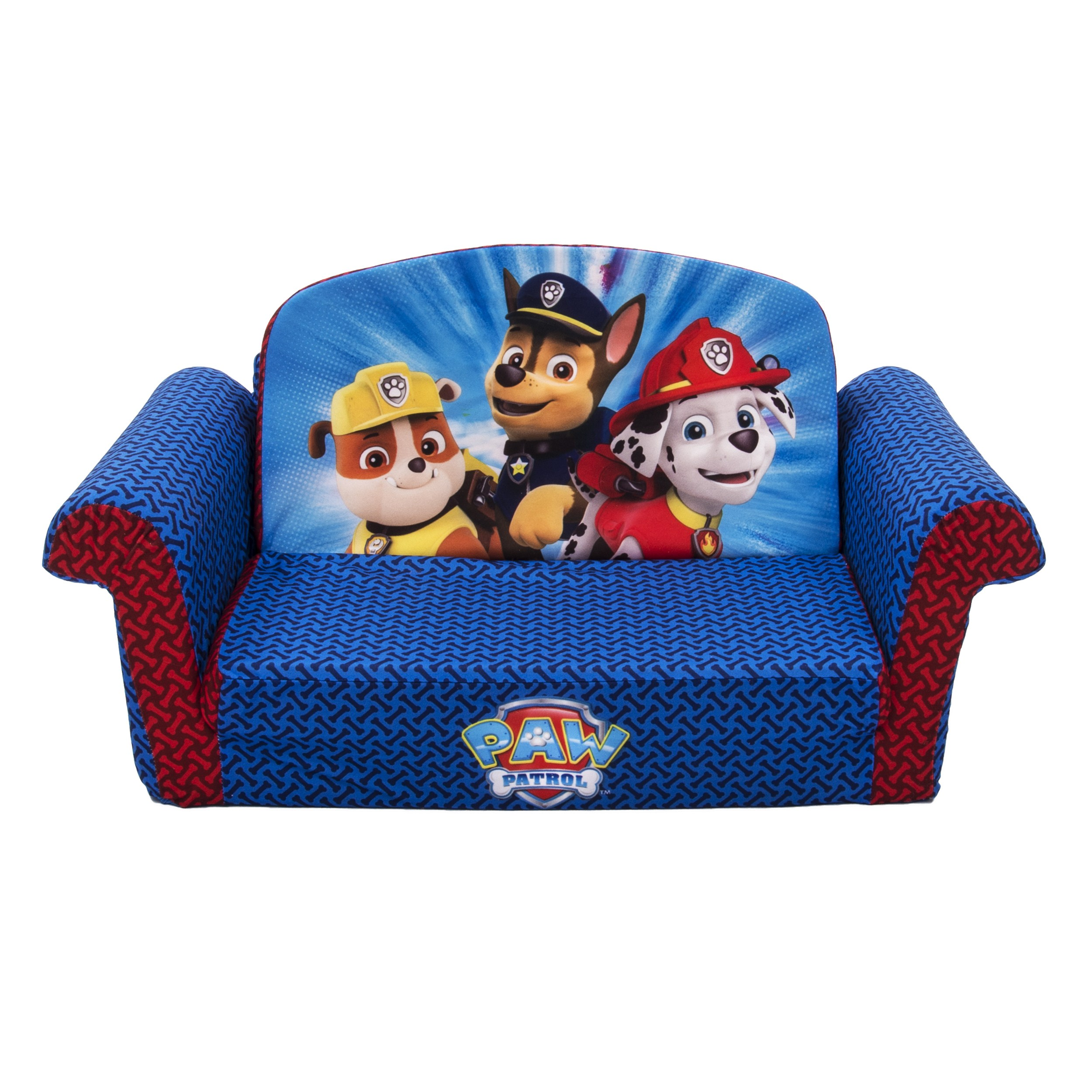 Minnie Mouse Couch | Minnie Flip Open Sofa | Toddler Flip Open Sofa