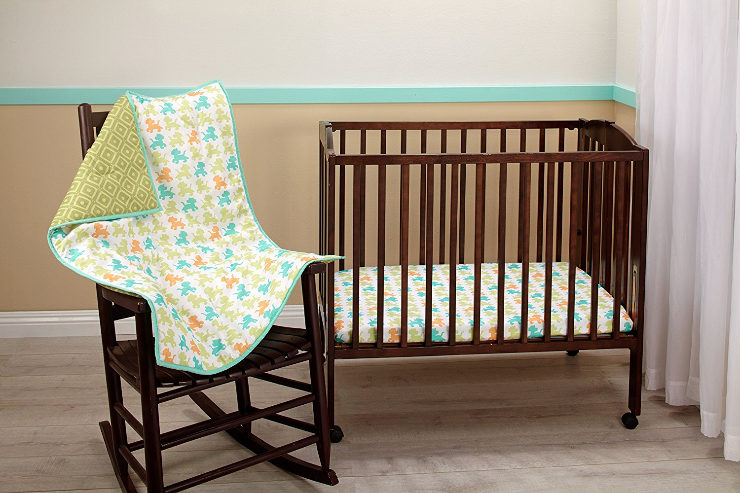 Monkey Crib Bedding Set | Lion King Nursery Set | Princess Crib Bedding Sets