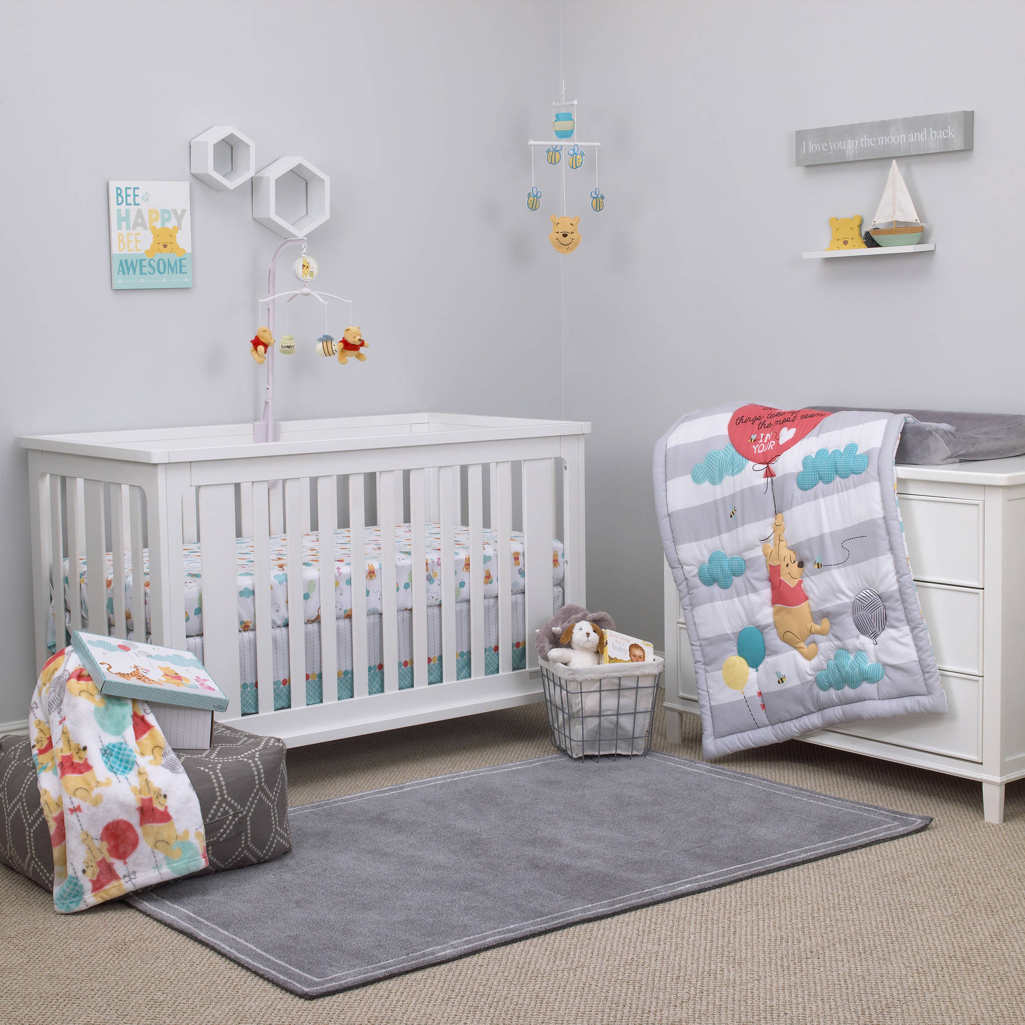Monkey Crib Set | Sears Baby Bedding | Lion King Nursery Set
