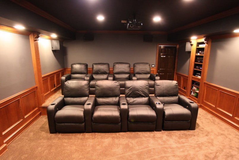 Movie Theater Living Room Ideas | Cinetopia Vancouver Mall Showtimes | Living Room Theaters