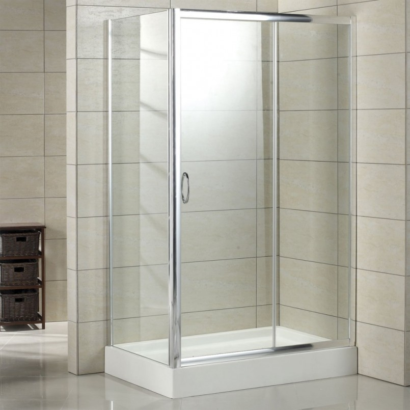 One Piece Shower Stalls | Shower Inserts Lowes | Sterling Shower Stalls