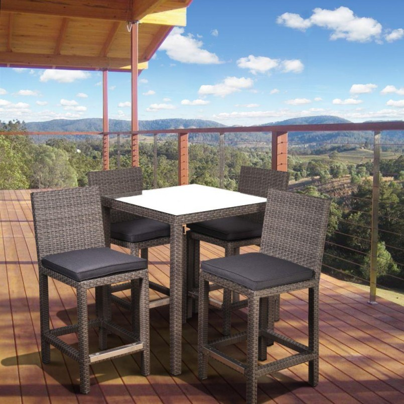 Patio Bar Sets Clearance | Bar Height Patio Sets | Bistro Patio Set Bar Height