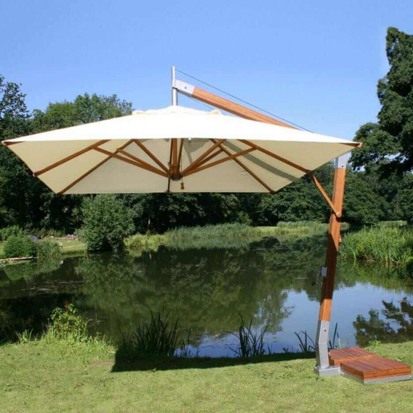 Patio Table With Umbrella | Costco Porch Swing | Costco Offset Umbrella