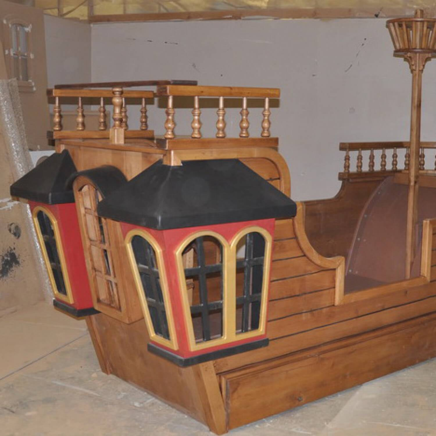Pirate Bunk Bed | Little Tikes Pirate Bed | Little Tikes Boat Bed