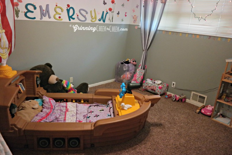Pirateship Bed | Little Tikes Pirate Bed | Little Tike Pirate Ship Bed