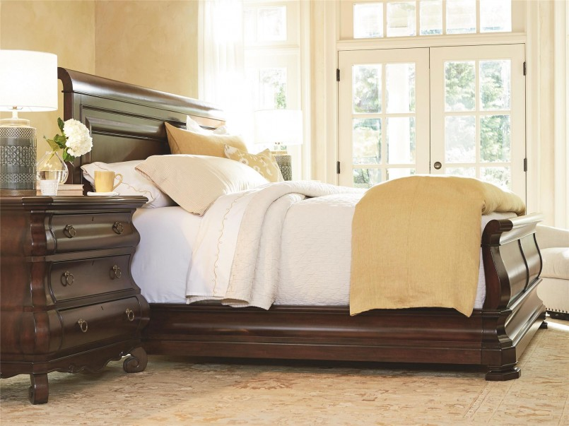 Pottery Barn Poster Bed | Pottery Barn Sleigh Bed | Pottery Barn Bed Frames