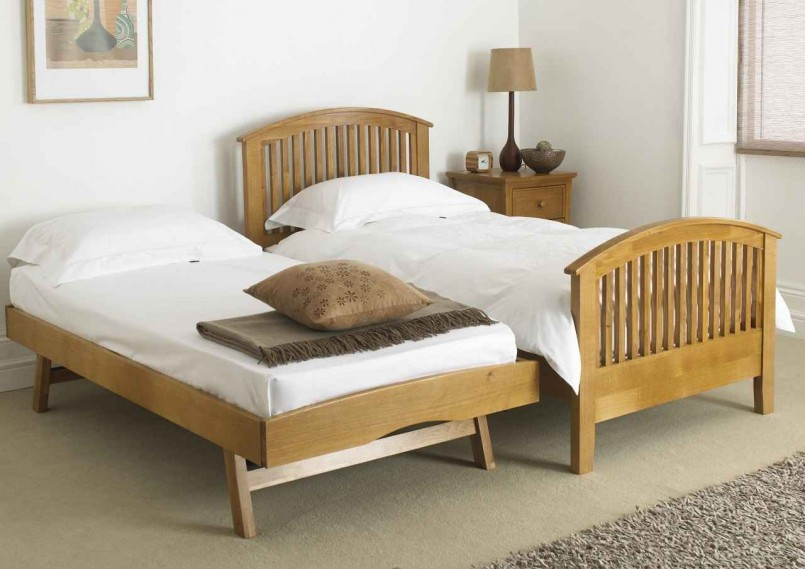 Pottery Barn Sleigh Bed | Beachy Headboards | Full Size Upholstered Beds
