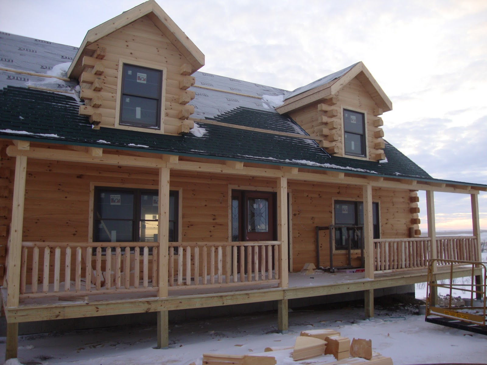 Pre Manufactured Cabins | Amish Builders | Amish Home Builders Ohio
