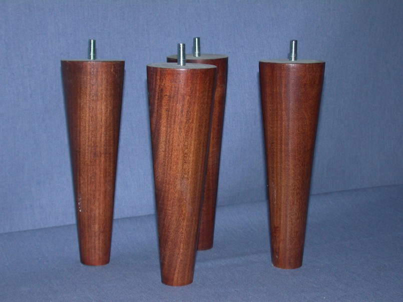 Queen Anne Furniture Legs | Spindle Legs | Replacement Sofa Legs
