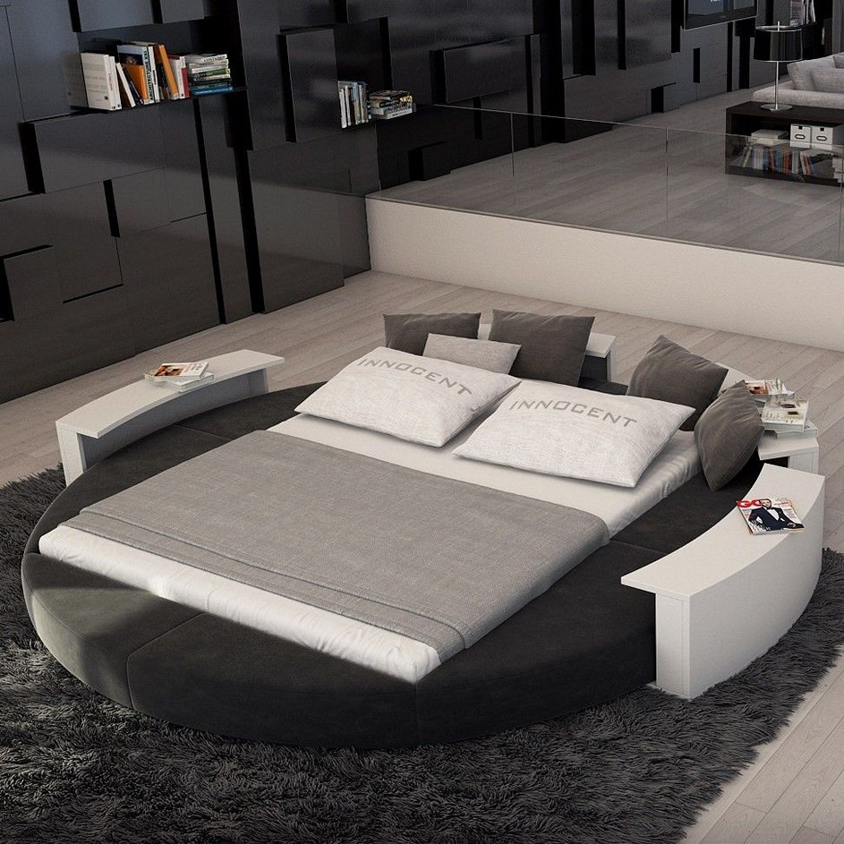 Queen Round Bed | Rounds Beds | Round Beds