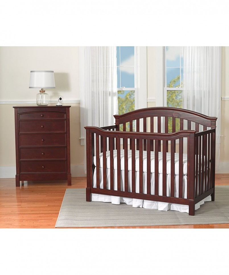 Ragazzi Baby Furniture | Bassett Baby Crib | Baby Cribs Burlington
