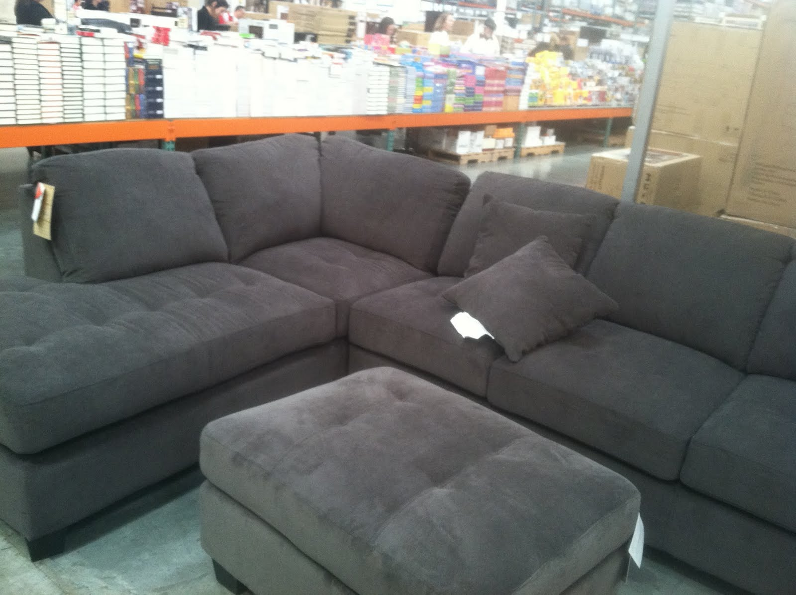 Recliner Sectional | Costco Couches | Costco Leather Sectional