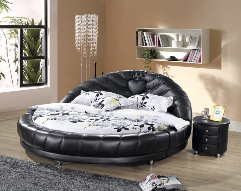 Round Bassinet Bedding Set | Round Sectional Sofa Bed | Round Beds