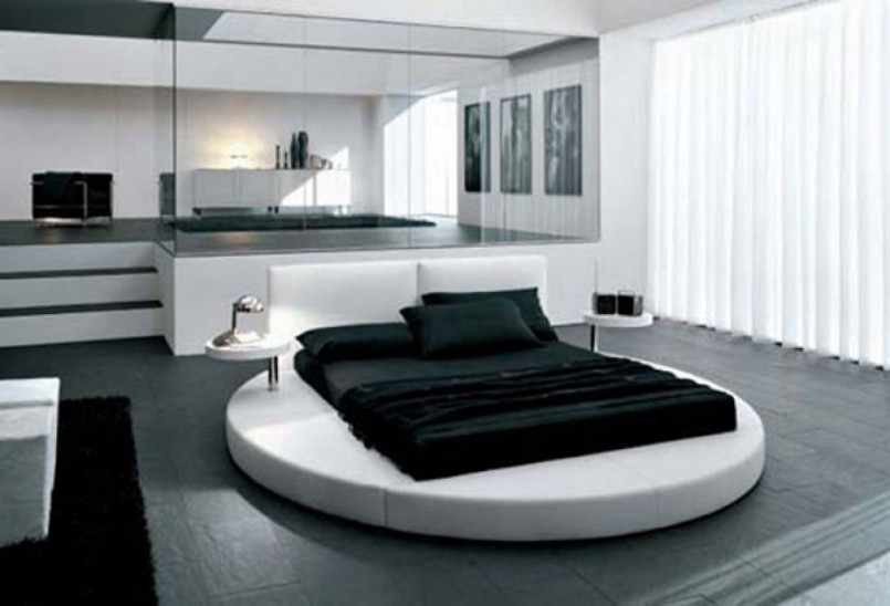 Round Bed With Lights | Ikea Round Bed For Sale | Round Beds