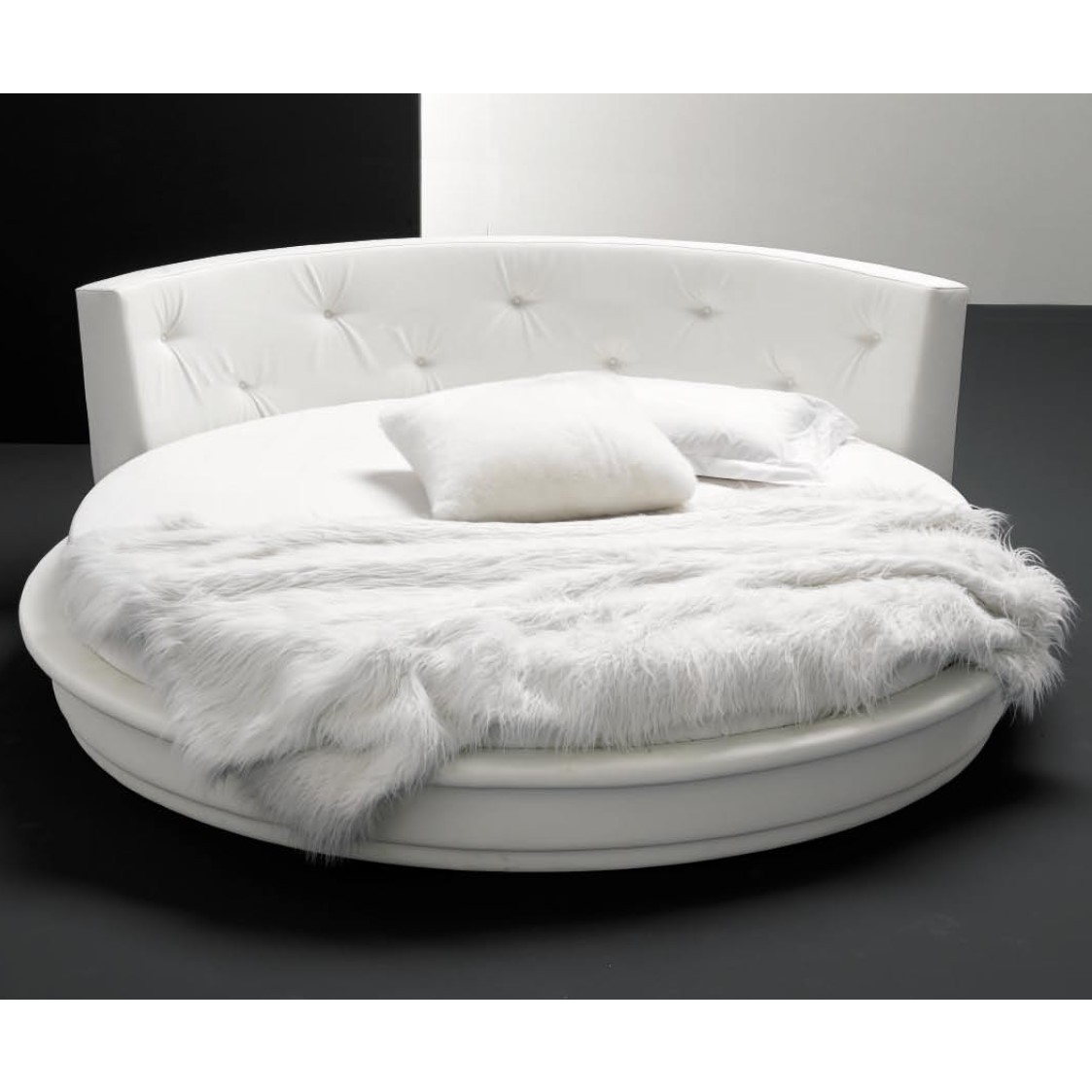 Round Beds | Round Bed with Canopy | Round Bassinet Bedding