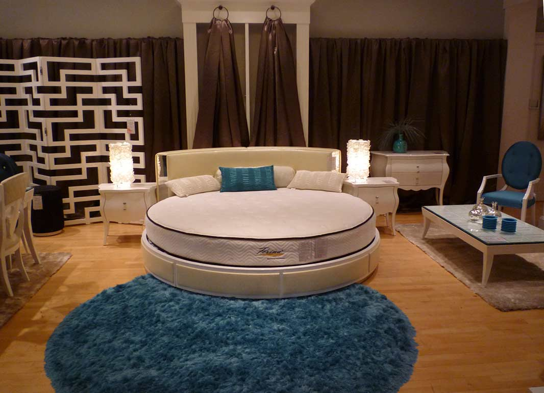 Rounds Beds | Round Beds for Sale Cheap | Round Beds