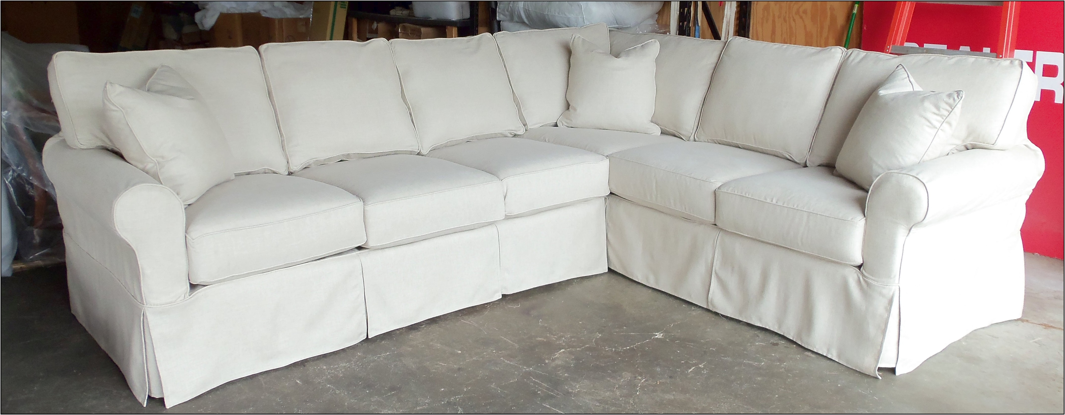 Furniture Costco Leather Sectional