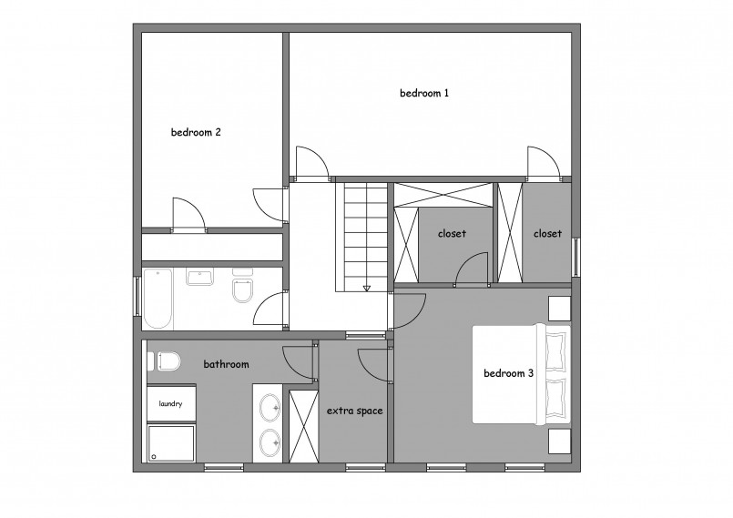 Sensational Home Additions Cost Estimator | Enjoyable Master Bedroom Addition Plans Styles