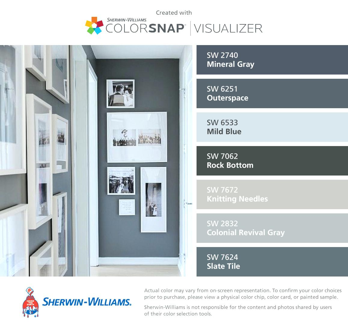 Sherwin Williams Color Visualizer App | Color Visualizer | Siding Visualizer