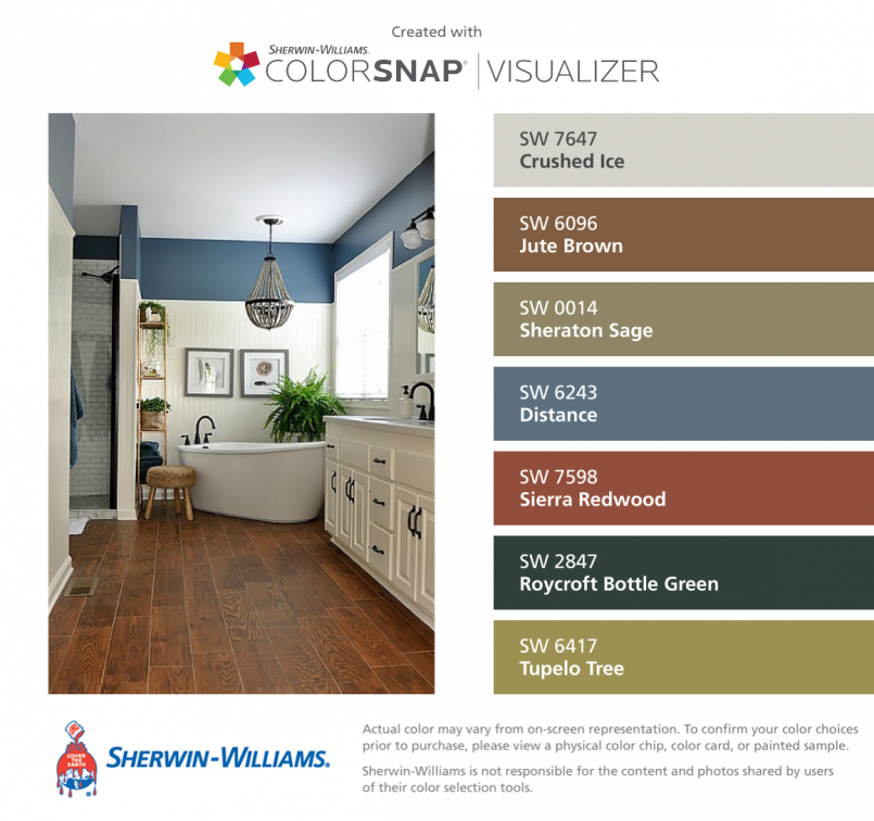 Sherwin Williams Exterior Paint Color Visualizer | Color Visualizer | Benjamin Moore Paint App